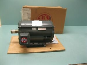 Emerson U s Electrical D10e2d c Motor 10 Hp 208 230 460v New P30 2506