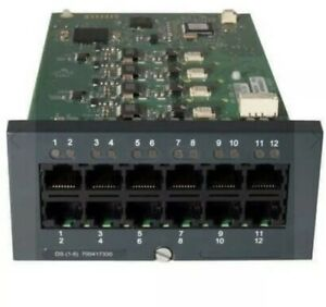 Avaya Digital 8 Card For Ip Office Refurbished Working And Tested