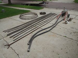 Ridgid K 1500sp Drain Cleaning Machine With 250ft Cable Cutters