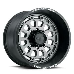 4 20x12 Gray Ultra Xtreme 111 8x6 5 44 Nitto Terra Grappler G2 305 50r20 Rim