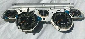1967 Or 1968 Mustang Shelby 6k Tach Instrument Cluster Trip Odometer