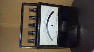 Yokogawa 2011 Amp Meter Dc Tested 1 3 1 3 Amp Shunts Very Clean