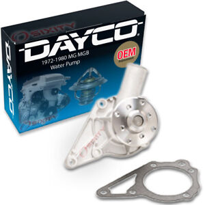 Dayco Water Pump For Mg Mgb 1972 1980 1 8l L4 Engine Tune Up Accessory Gt