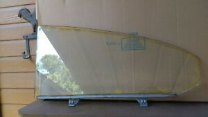 1948 1949 Buick Cadillac Original Rear Side Glass