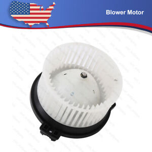 For Honda Accord Civic Insight Prelude Ac A C Heater Blower Motor Fan Assembly