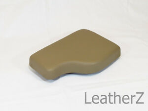 Bmw Z3 M Roadster Coupe Leather Armrest Console Beige Tan Leather