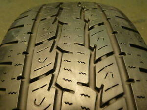 General Grabber Hts 245 70r17 108t Used Tire 6 7 32 36283