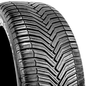 2 Michelin Crossclimate 225 45r17 94w Used Tire 8 9 32 107561