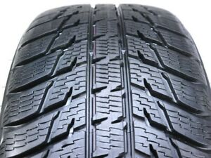 4 Nokian Wr G3 Suv 225 60r17 103h Used Winter Tire 9 10 32 500365