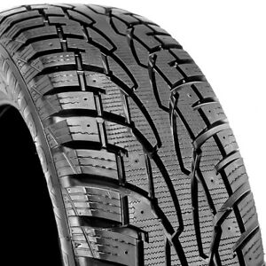 2 Uniroyal Tiger Paw Ice Snow 3 225 60r17 99t Used Winter Tire 10 11 32 108580