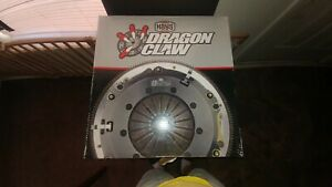 Hays Dragon Claw Clutch Kit Dual Disc 96 300 Fits 2011 2012 Challenger