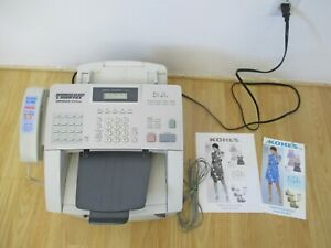 Brother Intellifax 4100e Business Class Laser Fax Machine Copy fax print