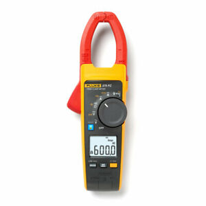 Fluke 375 Fc 600 Amp Ac Dc True Rms Clamp Meter With Bluetooth