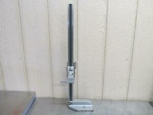 24 Digital 001 Height Gauge Machinist Gage Inch Or Metric