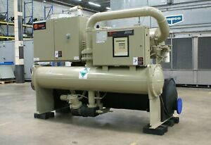 Used Trane 215 Ton Water cooled Liquid Rthb Chiller Sku 1890