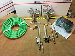 Nice Smith Cutting Torch Welding Set 30 100 540 30 15 510 Regulators