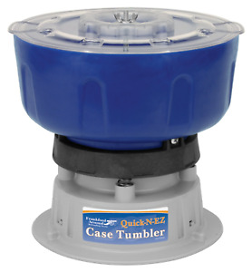 Frankford Arsenal Quick N EZ 110V Vibratory Case Tumbler for Cleaning and for $50.32