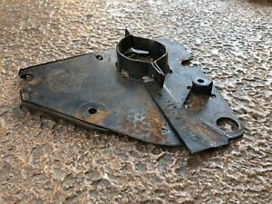 1969 1972 Gm A Body Steering Column Firewall Plate 4 Four Speed Chevelle Gto 442