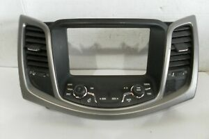 2014 Chevy Caprice Radio Bezel With Radio Controls 5008 0038