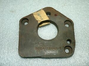 1970 72 Mustang Cougar Hurst 4speed Shifter Mounting Plate D0zz 7e046 b Nos Ford