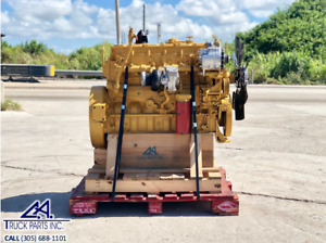 2002 Caterpillar 3126 Diesel Engine Ar 221 7451 70 Pin Ckm 7 2l Cat 3126
