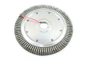 Weiler Wire Brush Wheel 14in 5000rpm