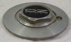 Oz Racing Wheel Silver Custom Wheel Center Cap Caps M 326