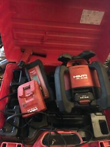 Hilti Pr 2 hs Rotating Laser Level