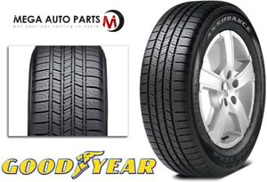 1 New Goodyear Assurance All season 225 50r17 94v A s Traction High Quality Tire