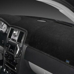 For Dodge Ram 1500 Van 98 03 Dash Topper Brushed Suede Black Dash Cover