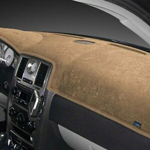 For Dodge Ram 3500 06 08 Dash Designs Dash Topper Brushed Suede Oak Dash Cover