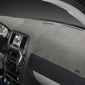 For Ford Fairlane 1966 Dash Designs Dd 0529 0bgy Brushed Suede Gray Dash Cover