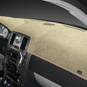 For Chevy Truck 57 58 Dash Designs Dash Topper Brushed Suede Mocha Dash Cover