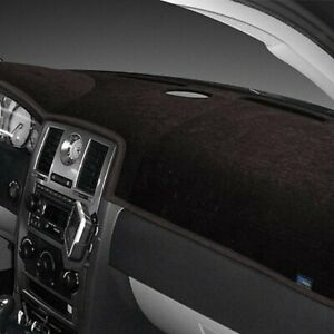 For Dodge Ram 50 87 92 Dash Designs Dash Topper Sedona Suede Black Dash Cover