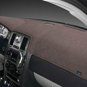 For Dodge Ram 4500 08 Dash Designs Dash Topper Sedona Suede Charcoal Dash Cover