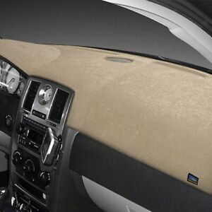 For Ford Galaxie 500 65 66 Dash Designs Sedona Suede Mocha Dash Cover
