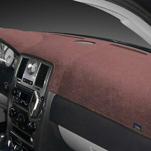 For Ford Galaxie 500 65 66 Dash Designs Plush Velour Taupe Dash Cover