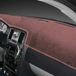 For Ford Galaxie 500 65 66 Dash topper Plush Velour Taupe Dash Cover