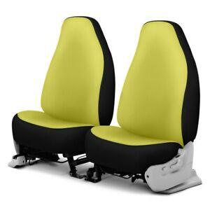 For Dodge Ram 1500 Van 97 03 Neosupreme 1st Row Yellow Custom Seat Covers