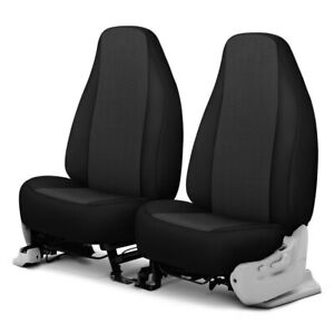 For Honda Civic Del Sol 93 97 Grandtex 1st Row Charcoal With Black Custom Seat