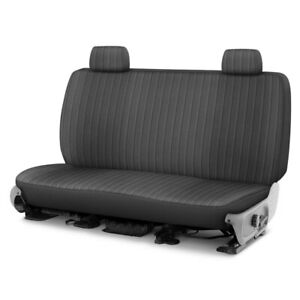 For Dodge Ram 1500 Van 97 03 Dorchester Velour 2nd Row Charcoal Custom Seat