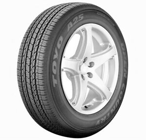 4 New Toyo Open Country A25 255 70r16 111h A S All Season Tires