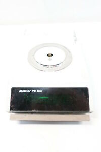 Mettler Instrument Pe 160 Digital Analytical Scale 100 240v ac