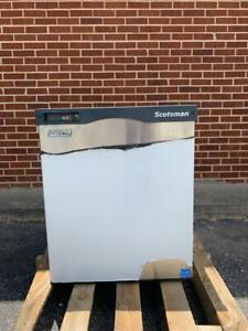 New Scotsman N1322r 32a Prodigy Plus Air Cooled Nugget Ice Maker 1329 Lbs Day