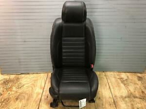 Rh Right Passenger Front Seat Leather Coupe Manual Ford Mustang 10 11 12
