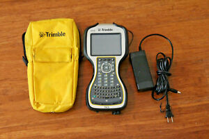 Trimble Tsc3 Gps Total Station Data Collector Controller W Access 2017 23