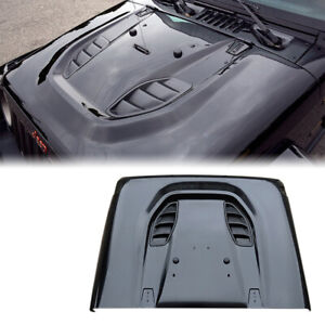 Xprite 10th Anniversary Hard Rock Series Steel Hood For 07 18 Jeep Wrangler