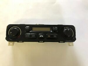 98 02 Honda Accord A c Heater Climate Control Unit