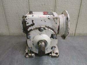 Winsmith 5mct Gear Reduction Box Speed Reducer Gearbox 60 1 Ratio 91 Hp
