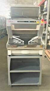 Jac Picomatic Mrk 450 13 Commercial Bread Slicer includes Stand W casters